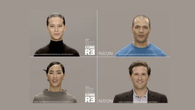 Photo of Samsung-backed firm showcases 'artificial humans' at CES