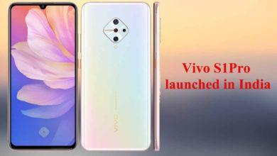 Photo of Vivo S1Pro launched in India for Rs 19,990