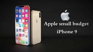 Apple's Small Budget I Phone 9