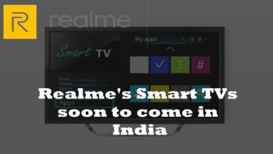 Photo of Realme's Smart TVs coming to India in Q2 2020