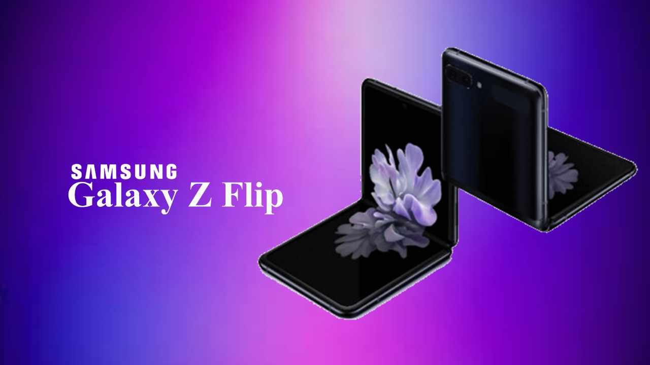 Samsung Aired Galaxy Z Flip