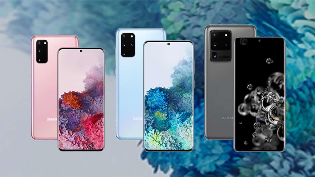 Samsung's New Galaxy S20 Series Starts At $999.99
