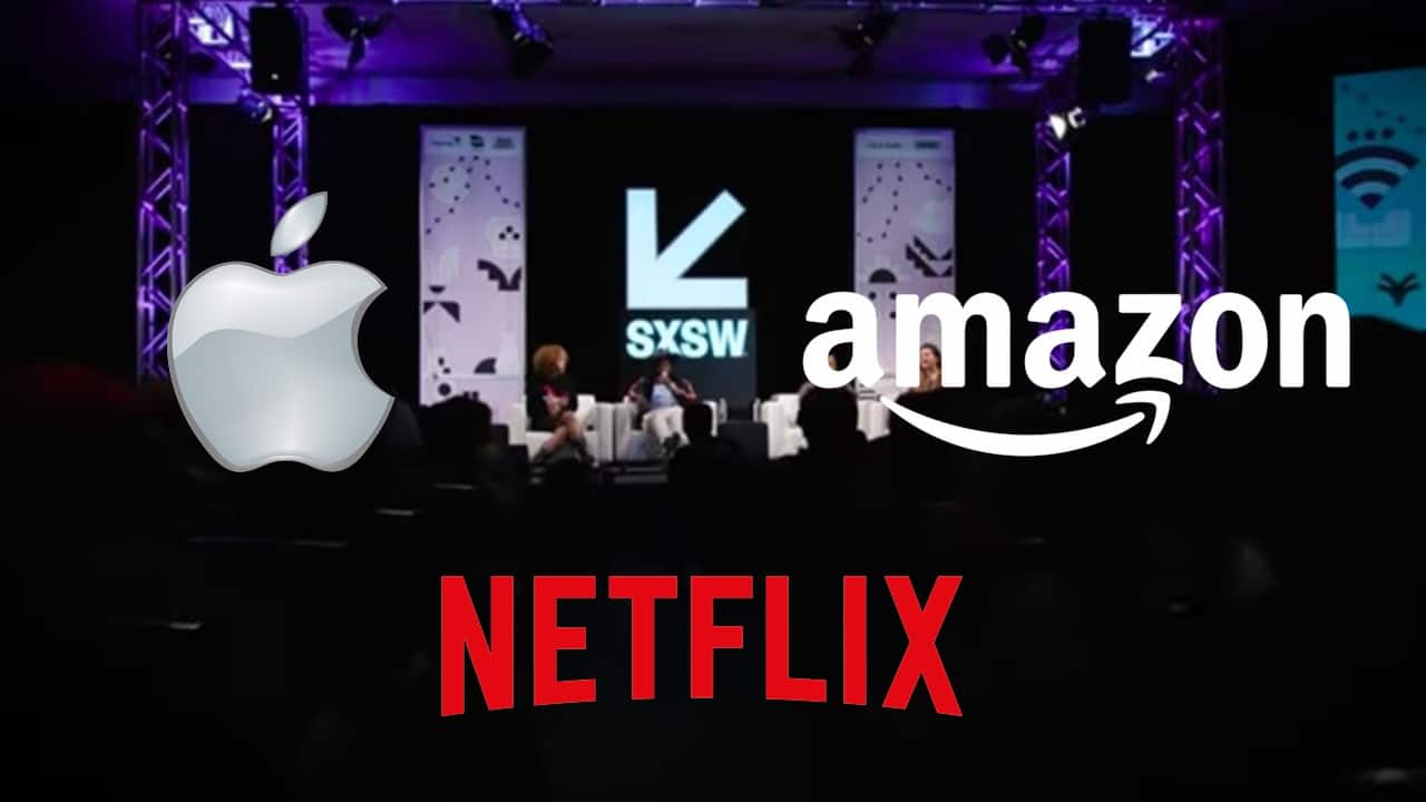 Apple, Netflix, Amazon Pull Out Of S X S W