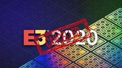 E3 2020 Cancelled Over Coronavirus