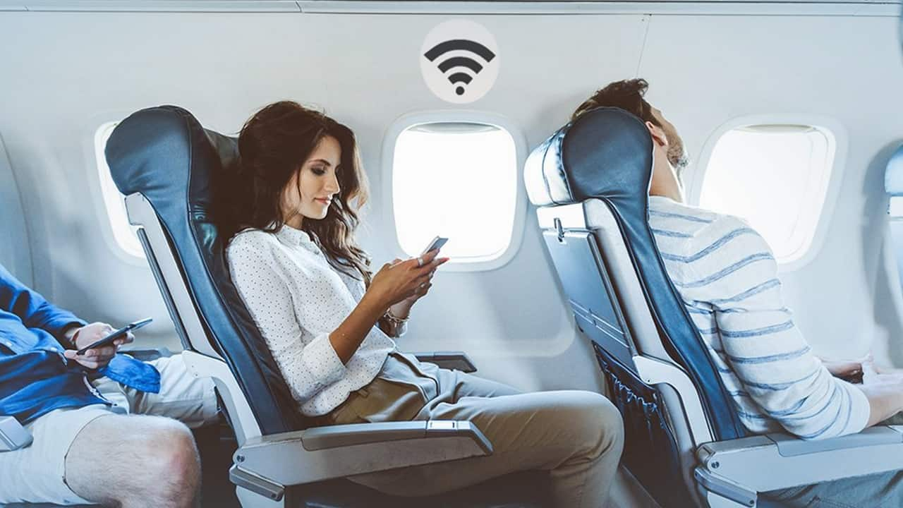 Govt Rules For In Flight Wi Fi Services