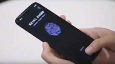Photo of Redmi implements working fingerprint scanner under LCD screen