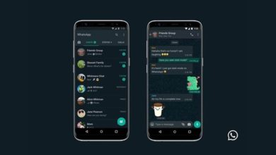 Whats App Launches Dark Mode For Both