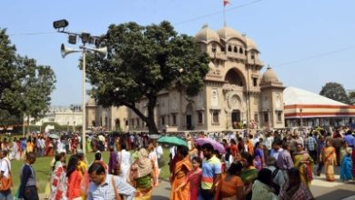 Photo of Belur Math takes COVID-19 measures, stops prasad distribution