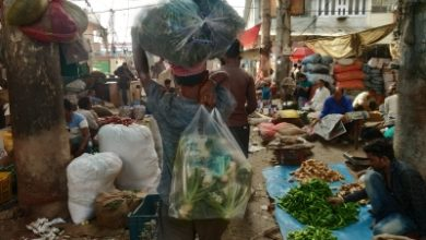 Few Takers For Fruits And Vegetables At Delhis Azadpur Mandi