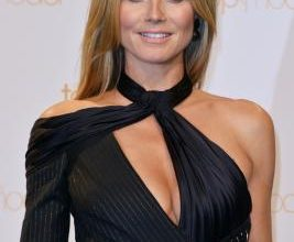 Heidi Klum Does Not Have Coronavirus