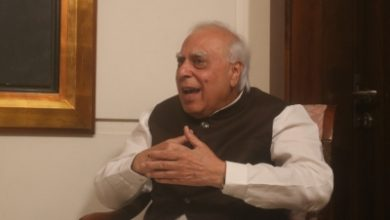 India Under Lockdown Home Minister Mum Sibal