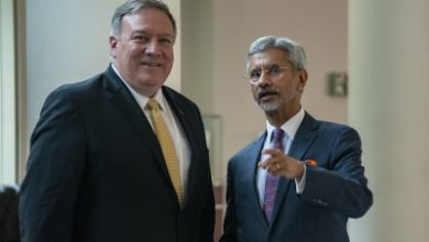 Jaishankar Pompeo Discuss Cooperation To Meet Covid 19 Challenge