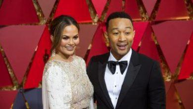 John Legend Chrissy Teigen Host Wedding For Daughters Stuffed Animals