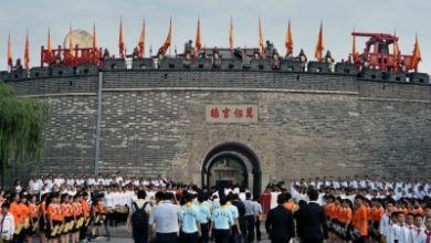 Photo of More Chinese tourist sites resume operations
