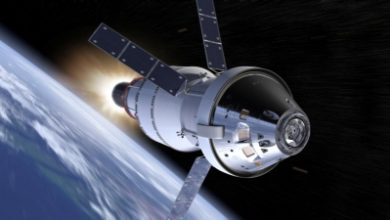 Nasa Readies Orion Spacecraft For Moon Mission Preparations