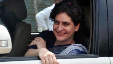 Photo of Priyanka Gandhi wishes Kashmiris on Navroz