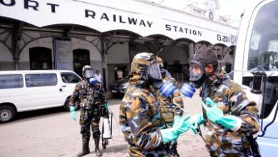 Sl Temporarily Lifts Curfew Except 8 Districts
