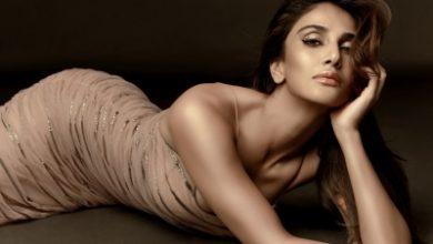 Photo of Vaani Kapoor: Was always inspired by stars like Madhuri, Sridevi