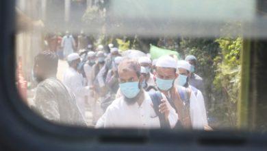 17 Jamaatis Sent To Jail After Quarantine Ends