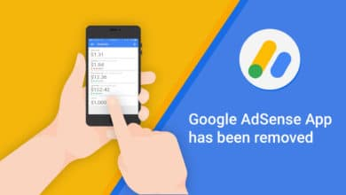Photo of Google AdSense App Has Been Removed From Android And Apple App Store