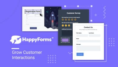 The Features Of Happy Forms Word Press Form Builder Plugin