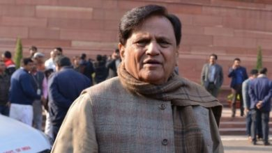 Ahmed Patel Demands Relief From Power Bill For Ews Consumers