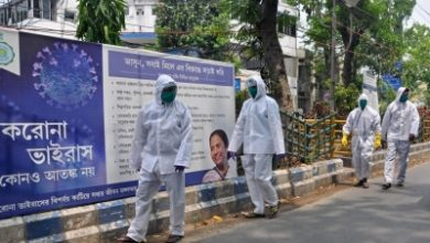 Photo of Bengal orders frontline medical workers to stay at HQ