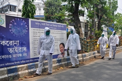 Bengal Orders Frontline Medical Workers To Stay At Hq