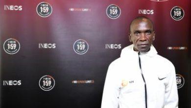 Cheruiyot Kipchoge Urge Fans To Remain Hopeful Amid Covid 19 Crisis