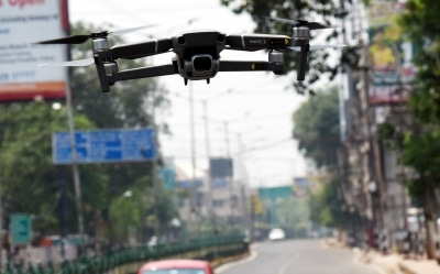 Drones Used To Disinfect Pm Modis Constituency To Be Replicated Across India