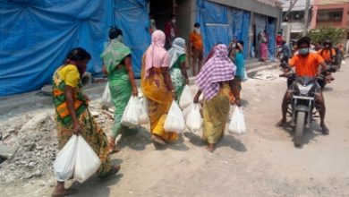 Food Distribution By Ngos In Hyderabad Hit Due To Restrictions