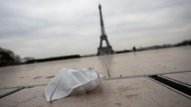 Photo of France reports highest COVID-19 deaths since pandemic started
