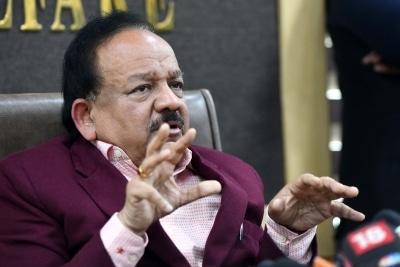 India Will Emerge Victorious Over Coronavirus Says Harsh Vardhan