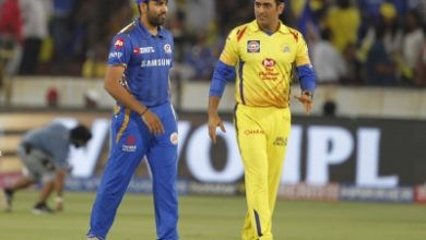 Ipl Dhoni Rohit Named Joint Best Captains Of All Time