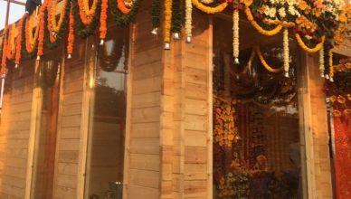 New Idol Of Lord Hanuman Installed At Ayodhya Temple