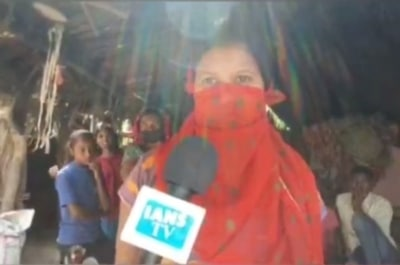 No Masks Sanitisers Villagers Cover Faces With Towels Spend Days Watching Tv