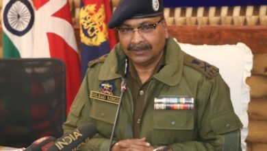 Photo of Pakistan now sending COVID-infected militants into J&K: Police chief