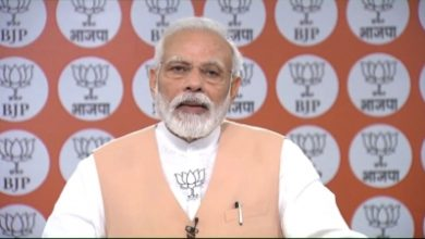 Photo of PM Modi to address nation on Tuesday at 10 a.m.