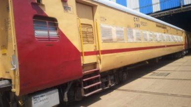 Photo of Railways rushes medicines from K'taka amid lockdown