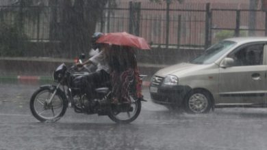Photo of Rain lashes Delhi-NCR, brings respite from intense heat