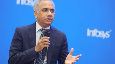 Rs 23 Crore Worth Of Stock For Infosys Ceo Parekh