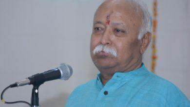 Photo of RSS chief calls for 'swadeshi' to combat corona