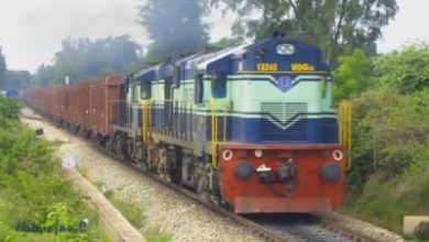 Photo of SCR clubs freight trains into Jai Kisan Specials with double capacity