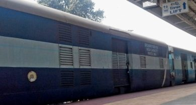 Photo of Special military train with 950 personnel leaves Bengaluru for Jammu
