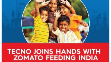 Photo of TECNO teams up with channel partners, Zomato to feed 60k Indians
