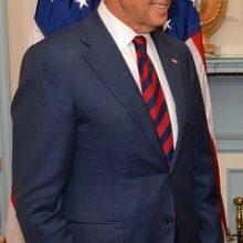Photo of US Prez election nominee Biden accused of sexual harassment
