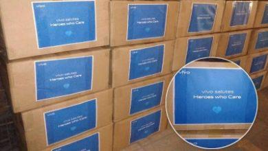 Photo of Vivo donates 9 lakh masks to govt health bodies, police agencies