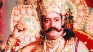 Photo of Watching Sita apaharan scene makes 'Raavan' Arvind Trivedi emotional