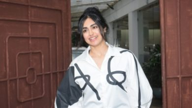 Photo of Adah Sharma on pandemic: Hope we come out of this as kinder people