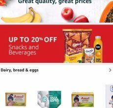 Amazon To Deliver Essential Goods In Mumbais Containment Zones